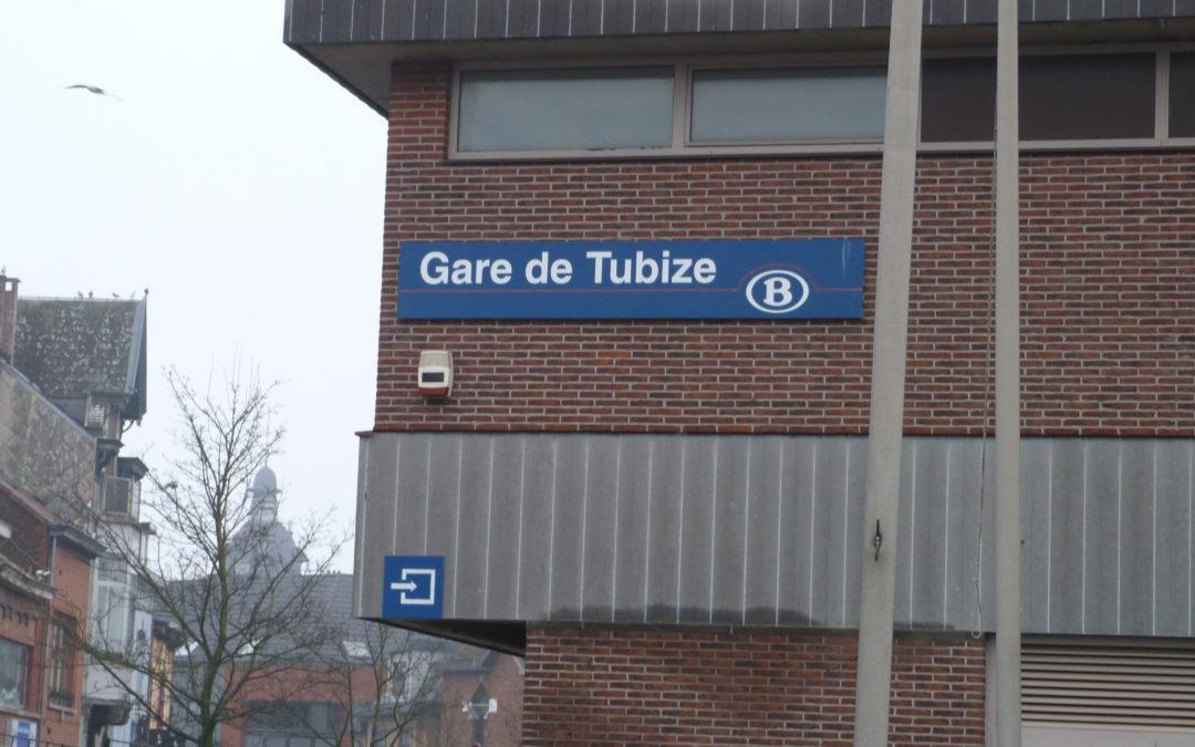 Monsieur Flahaux (Député fédéral MR) se joint à nous pour améliorer la gare de Tubize