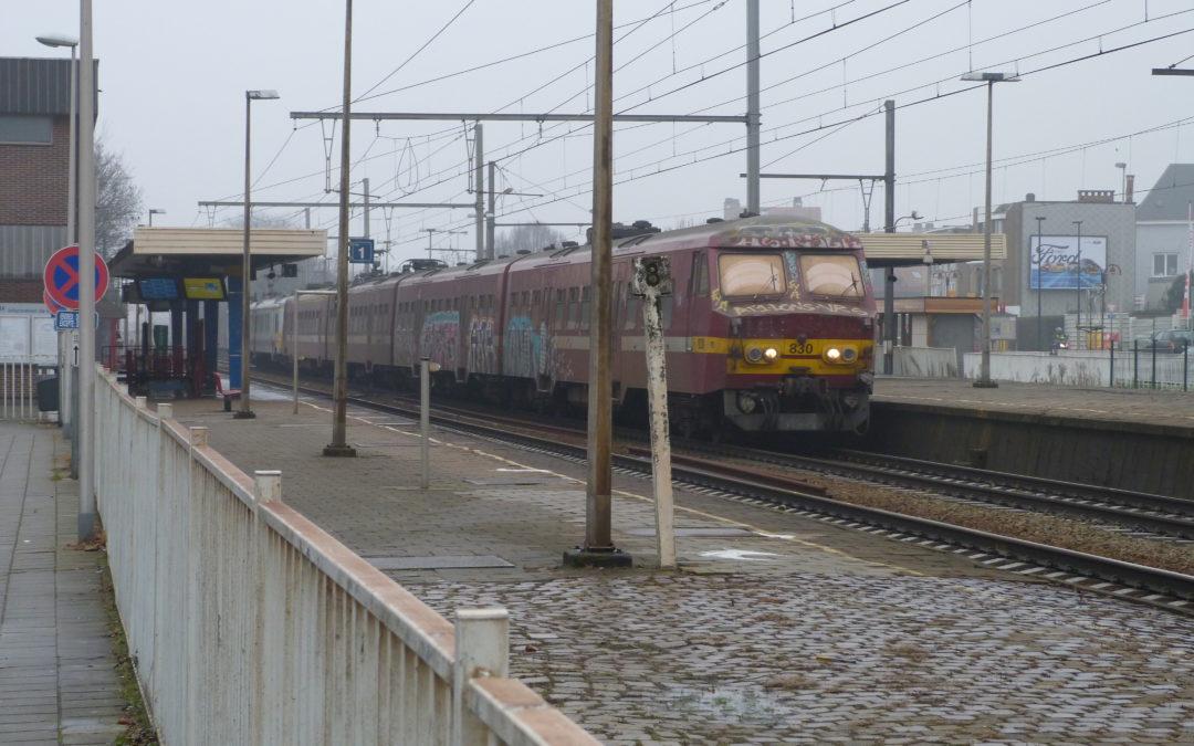 Fermeture partielle des guichets de la gare de Tubize