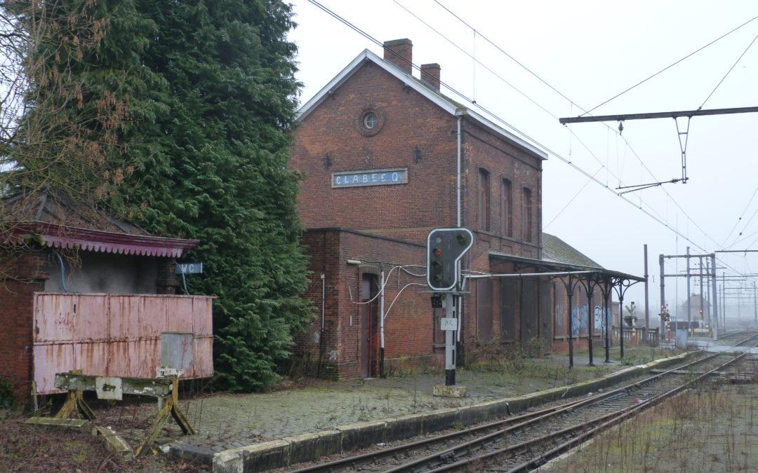 Gare de Clabecq: le ministre n'enterre pas le projet, mais ne l'envisage pas