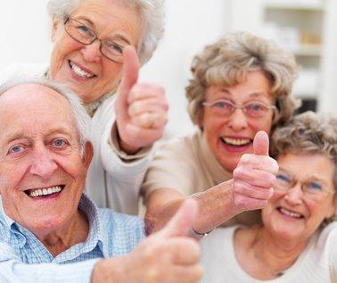 Une semaine, un thème: Notre commune amie des aînées