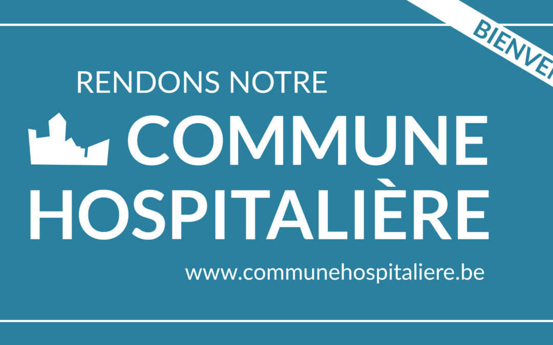 Interpellation citoyenne au conseil communal de Tubize ce lundi – Commune Hospitalière