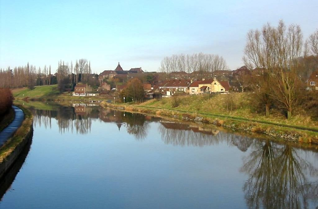 Pollution du Canal Charleroi/Bruxelles